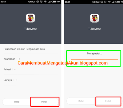 cara download video di android dengan mudah