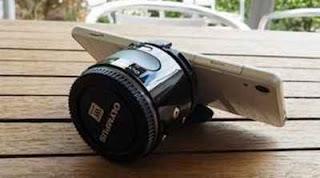 Lensa Olympus Air A01 16MP