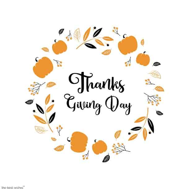 thanksgiving wishes clients
