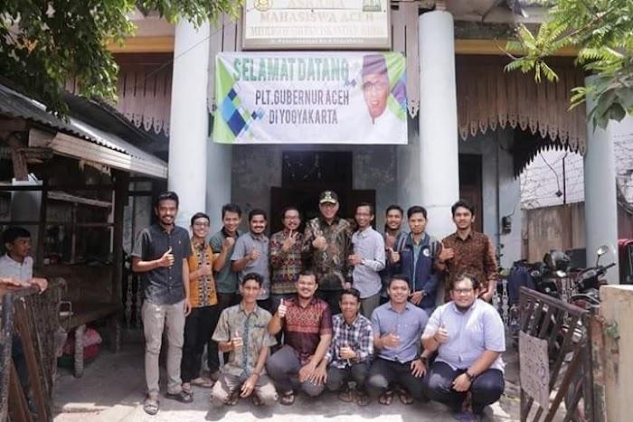 Alumni Asrama Ponco Apresiasi Plt Gubernur Aceh
