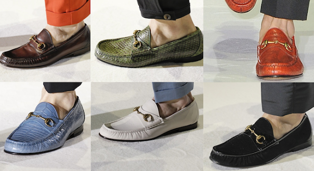 Gucci Loafers - 60th anniversary - Spring Summer 2013