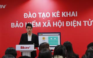BKAV tập huấn BHXH