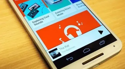 Download Lagu Di HP Android
