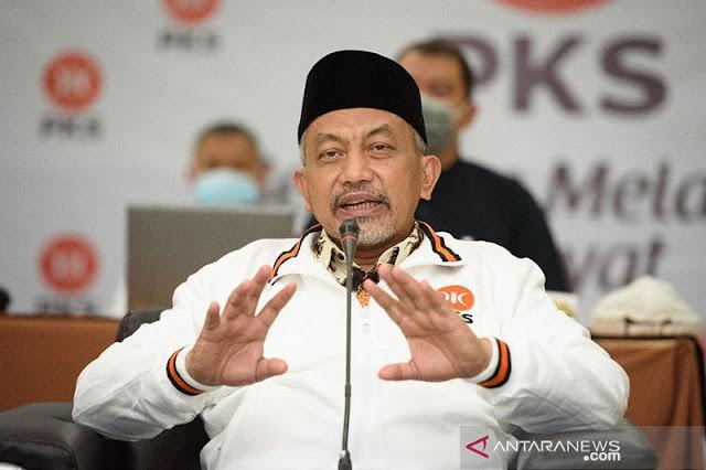 PKS Kritik Wacana Presiden 3 Periode: Negeri Ini Masih Banyak Stok Pemimpin yang Kredibilitas