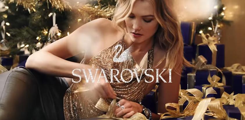 Canzone Swarovski  pubblicità Spot natalizio -  spot Novembre 2016