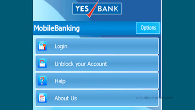 Login into Yes Bank