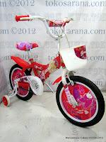 2 Sepeda Anak Giant 1688 Love 16 Inci