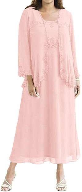 Lovely Pink Mother of The Bride Dresses