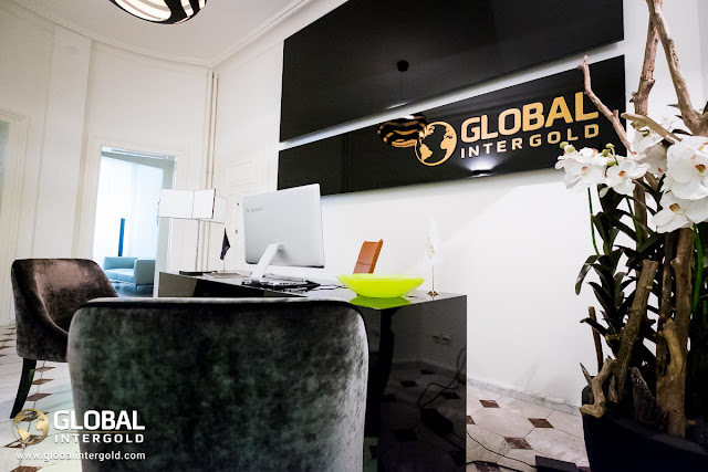 Global InterGold Zurich, Global InterGold Switzerland, Global InterGold office