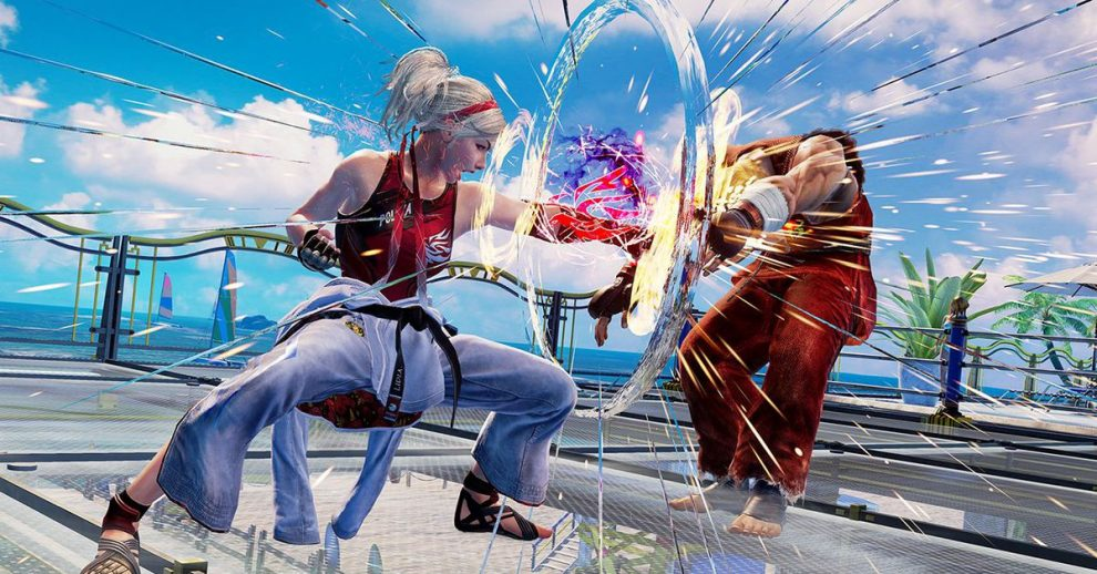Karateka Lidia available in TEKKEN 7, along with the brand new Island Paradise stage tomorrow!
