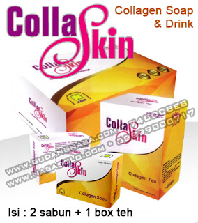 COLLASKIN NASA COLLAGEN Rp.280.000,-