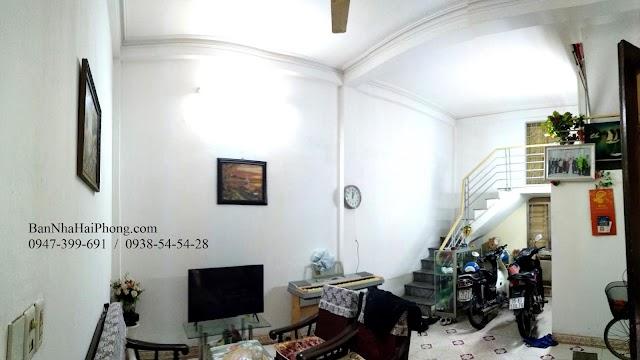 Bán nhà Hải Phòng - Quận Lê Chân số 1B Ngõ 199 Tô Hiệu Phường Trại Cau