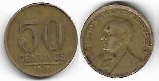 50 centavos, 1946
