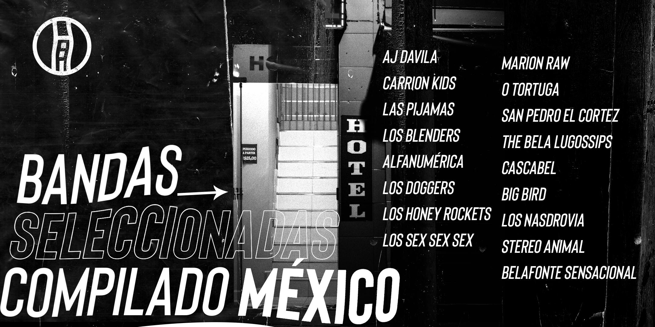 Hotel Records, México