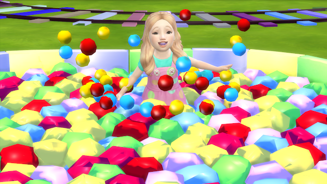 sims 4 star ball pit for toddlers