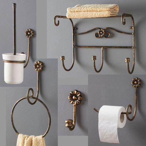 unique bath accessories sets