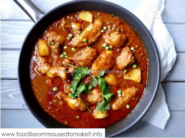 Durban Chicken Curry Recipe