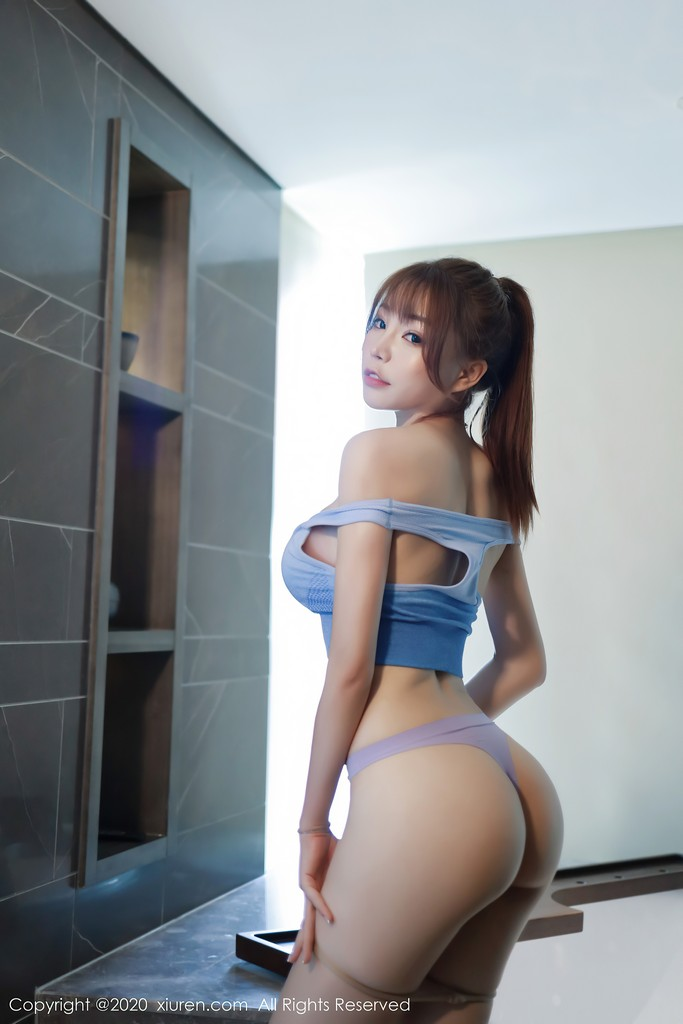 China Beautyful Girl Pic No.215    芝芝Booty