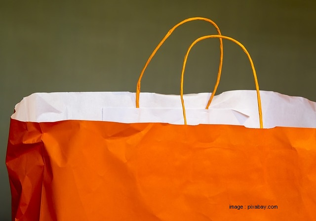 Gunakan Kantong Belanja Ramah Lingkungan