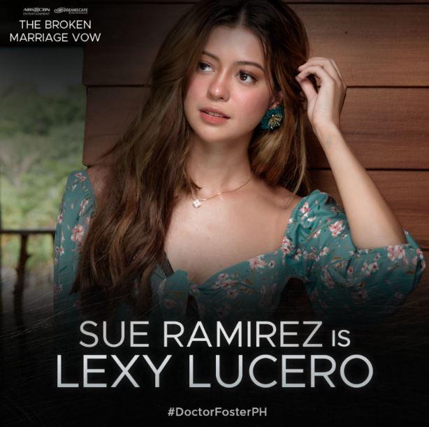 Sue Ramirez The Broken Marriage Vow