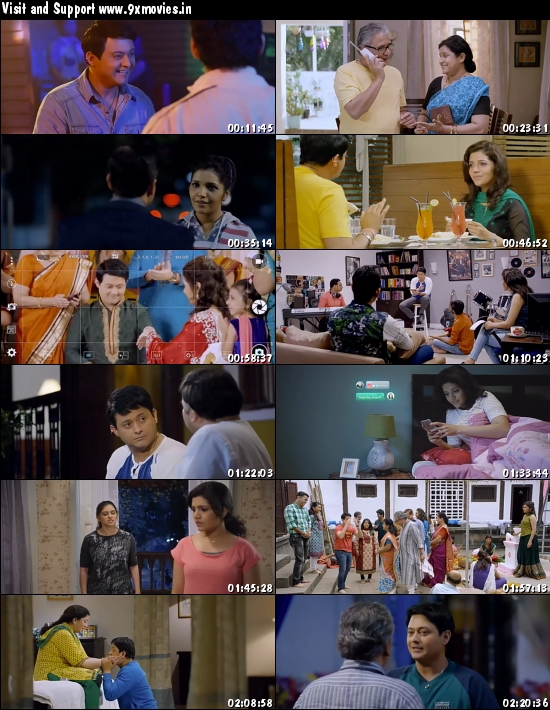 Mumbai Pune Mumbai 2 (2015) Marathi 720p WEBRip