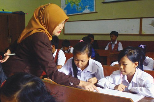 Syarat Guru Honorer Dapatkan Insentif Dari Kemdikbud