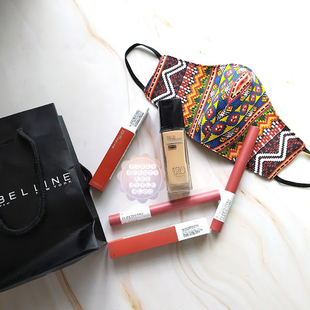 My Maybelline Mask-Friendly Makeup Recommendations