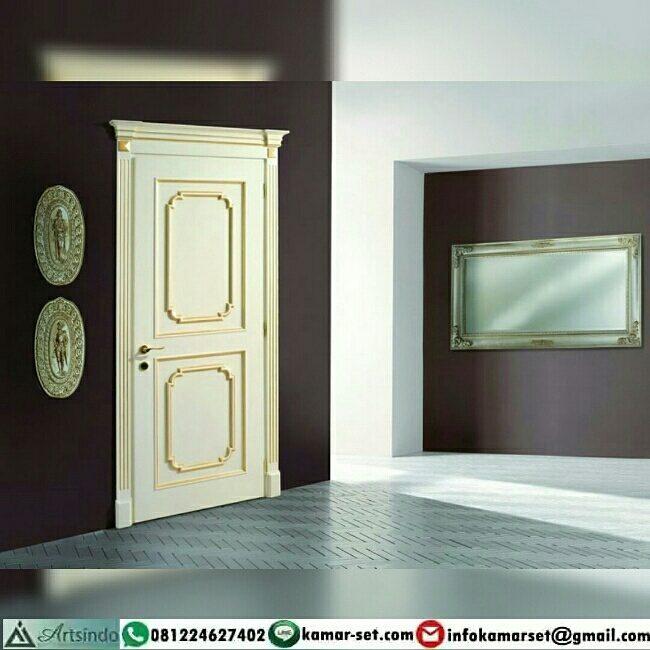 Gambar Pintu Rumah 1 Daun | Warna Cat Pintu Rumah - Rumah ...