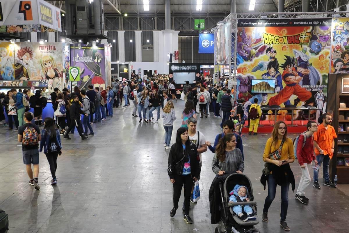 XXIII Salón del Manga de Barcelona