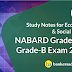 NABARD 2019 Phase I Study Notes | Economic and Social Issues  | IN HINDI
