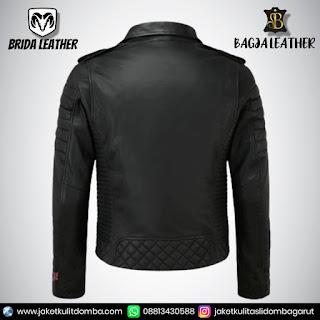 lazada jaket kulit