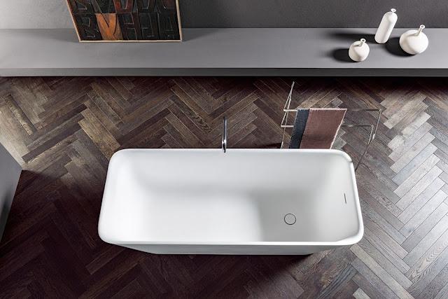 Low Height Bathroom Design
