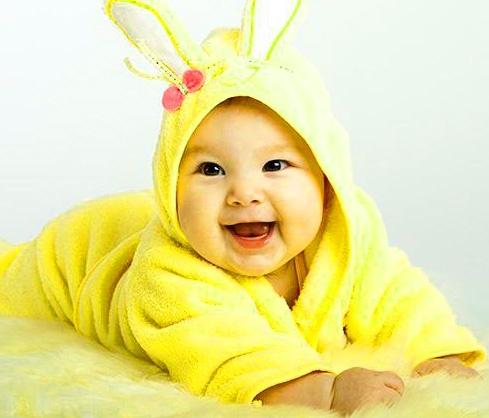 Cute Baby Whatsapp DP Pic Free
