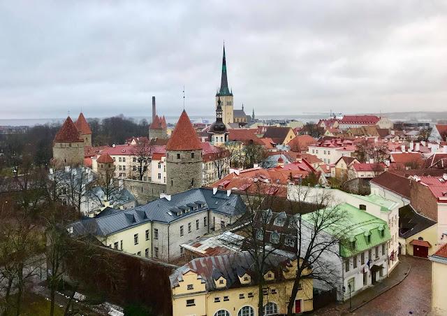 Itinerari 16 Hari Ke 6 Negara Scandinavia dan Baltic - Helsinki