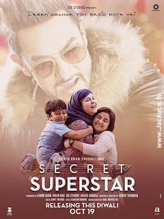 Secret Superstar First Look Poster
