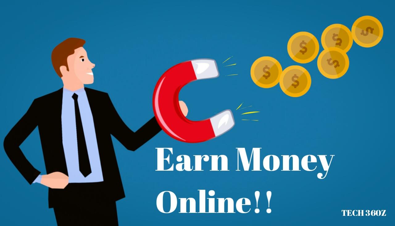 Top 5 Ways To Earn Money Online | Beginners Guide