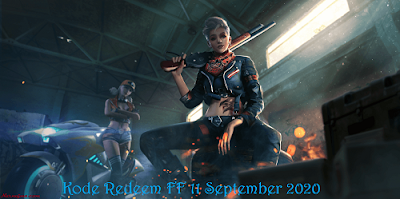 (Free Fire) Kode Redeem FF 11 September 2020, Event FFML Season II