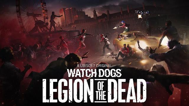Watch Dogs Legion of Dead