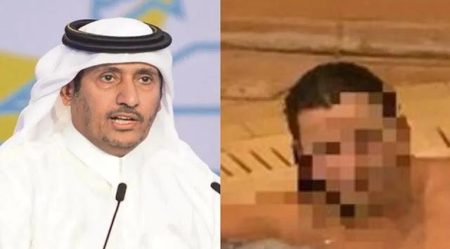 فيديو غادة جاكوزي يٌصيب منصة الجزيرة في مقتل