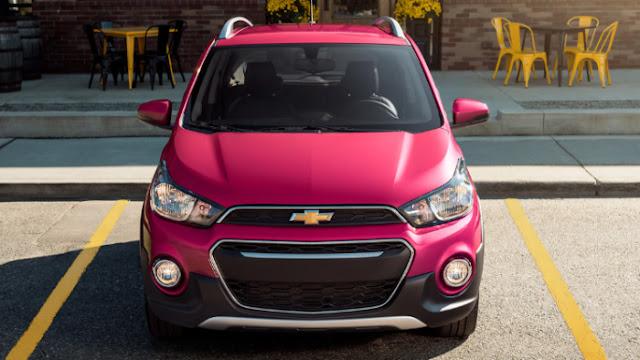 Chevrolet Spark 2020 valeur