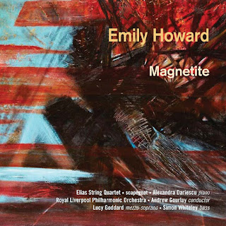 Emily Howard - Magnetite - NMC Records
