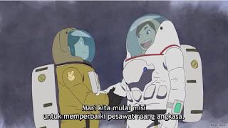 Eizouken ni wa Te wo Dasu na! Episode 03 Subtitle Indonesia