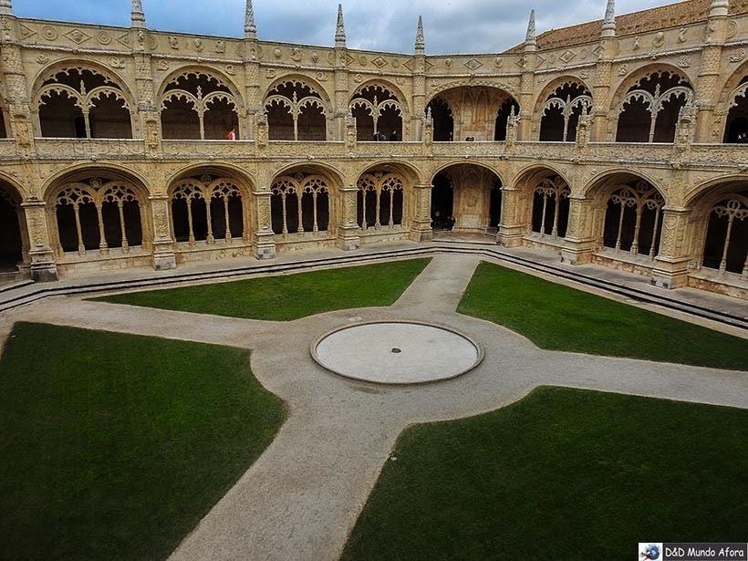 Claustro do Mosteiro dos Jerónimos - O que fazer em Lisboa, Portugal