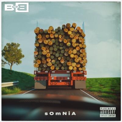 B.o.B - Somnia (2020) - Album Download, Itunes Cover, Official Cover, Album CD Cover Art, Tracklist, 320KBPS, Zip album