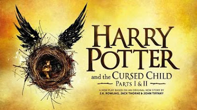 Harry Potter and the Cursed Child @ The Palace Theatre