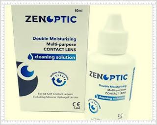 pareri ZENOPTIC Double Moisturizing solutie curatarea lentile de contact