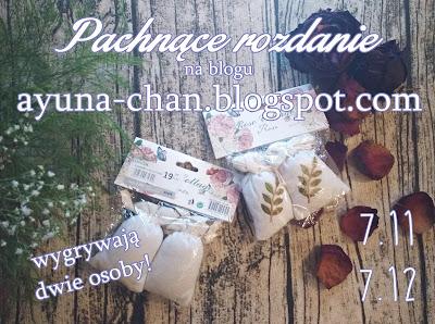 https://ayuna-chan.blogspot.com/2017/11/rozdanie-urodziny-bloga.html#more