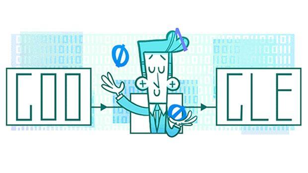 """Google homenageia pai da """"teoria da informação"""""""