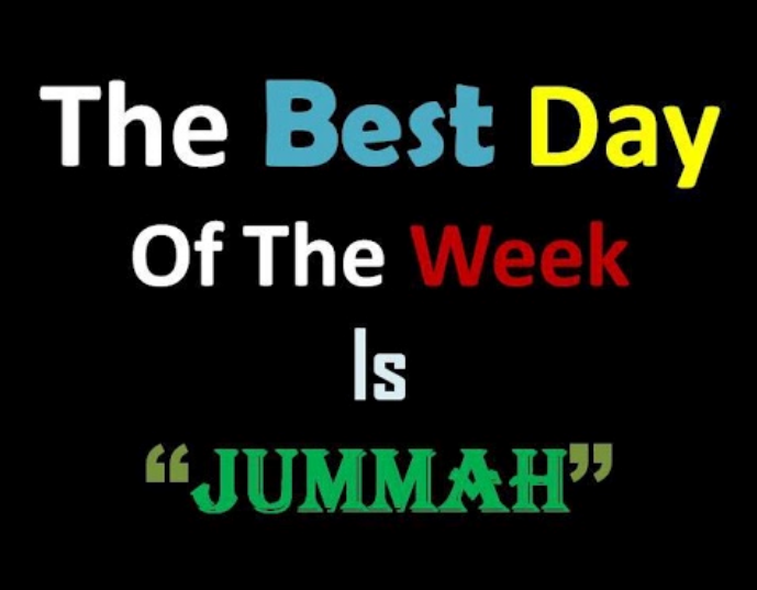 Jummah Is Most Importance And Special Day Of The Week It For Worship This Prayer Consists On Sermon Imam After Imaaam Leads