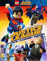 La Liga de la Justicia: El ataque de la Legion del Mal (2015) online y gratis